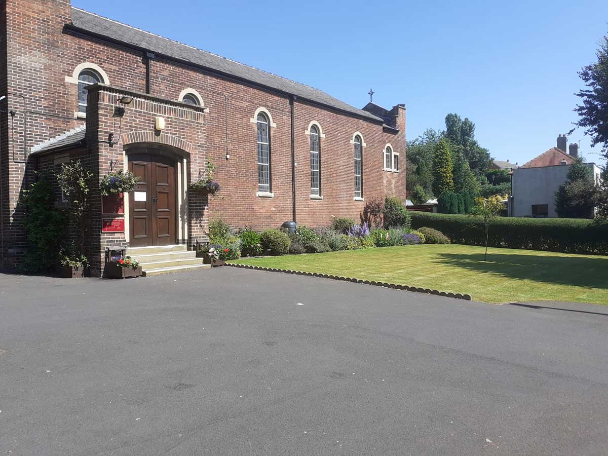 St Mary's Catholic Church, Rothwell